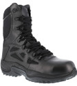 Reebok RB8874 Rapid Response Men's 8 Inch Stealth Composite Toe Boot