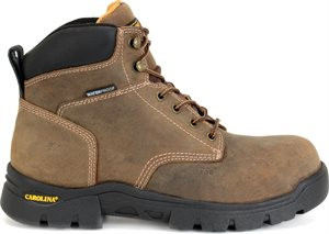 baa9afe7eb0 Carolina CA3536 Men's 6 Inch Waterproof Insulated Composite Toe Work Boot
