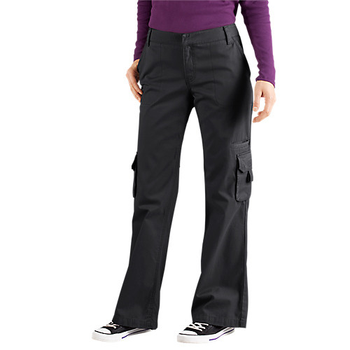 Dickies FPW777 Women s Plus Size Relaxed Cargo Pant - Free shipping ... 27d47045eaf
