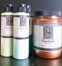 Verdigris Bronze Kit