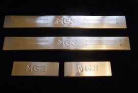 MG 3 Door Sills