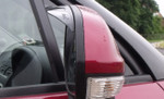 MG3 Wing Mirror Rain Deflectors (Pair)