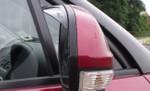 MG3 Wing Mirror Rain Deflectors Superb (Pair) MG3