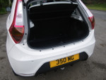 MG3 Car Boot Floor Liner Heavy Duty