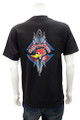 Mr. Horsepower Clay Smith Cams Tribal Pinstripe Black T-Shirt