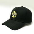 Moon Hat - Race Team - Patch/Black