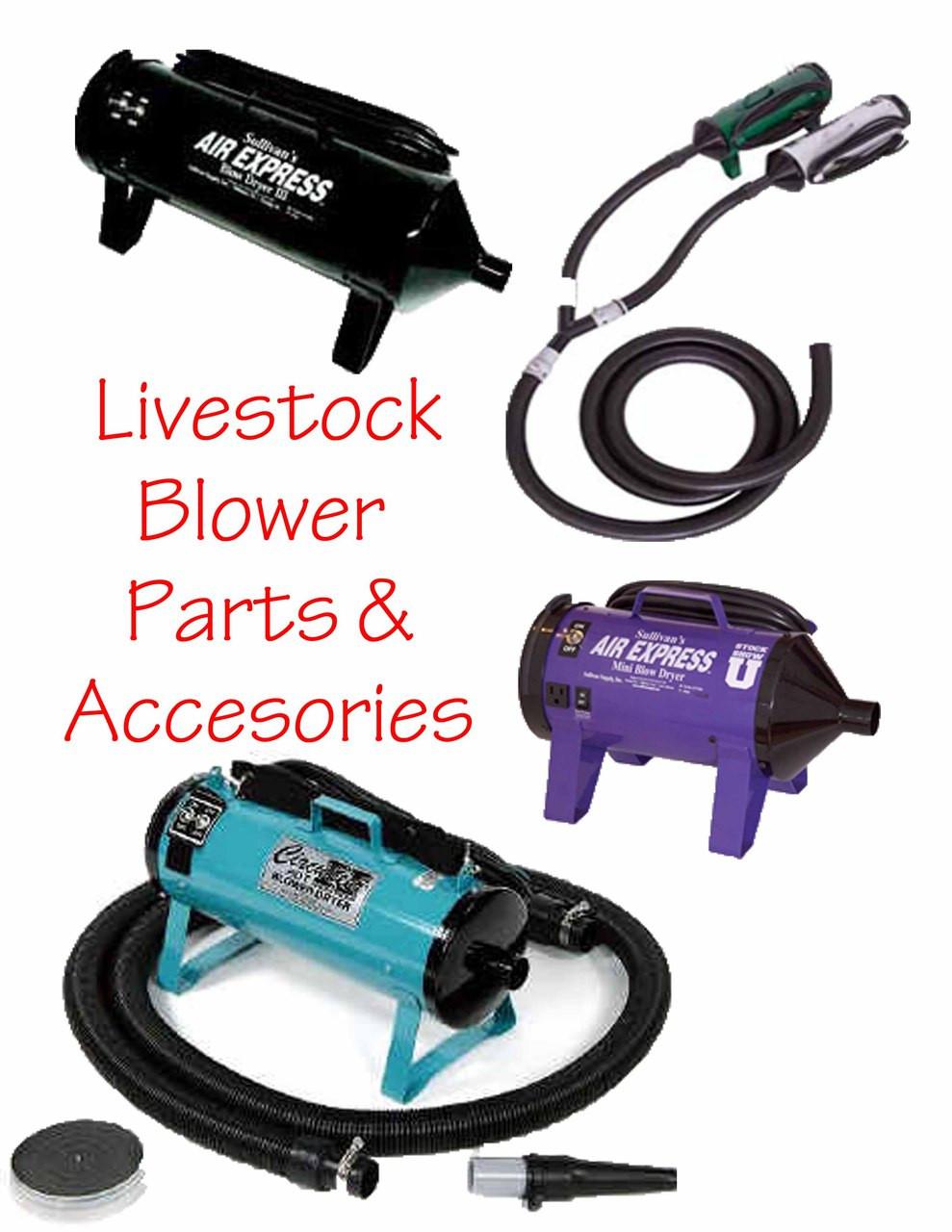 Livestock Blower Parts Accesories Rk Animal Supplies Image 1
