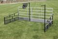 Sullivan's Aluminum Front Stall Panels