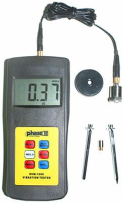 Phase II DVM-1000 Digital Vibration Tester - Brystar Tools
