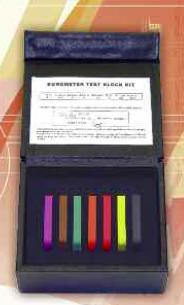 Phase II PHT-950-25 Shore A Master Test Block Kit. Brystar Tools