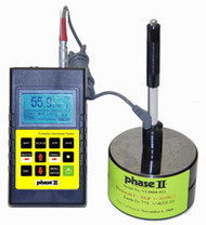 Phase II Portable Hardness Tester PHT-1700. Brystar Metrology Tools