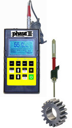 Phase II Portable Hardness Tester with DL Impact Device PHT-1740. Brystar Metrology Tools