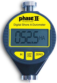 Phase II PHT-960 Digital Shore A Durometer - Brystar Metrology Tools
