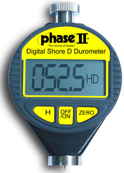 Phase II PHT-980 Digital Shore D Durometer. Brystar Tools