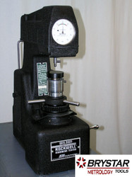 Wilson Rockwell 1JS Superficial Hardness Tester Reconditioned by Brystar Tools