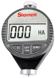 Starrett Electronic Digital Shore A Durometer Model 3805B Available At Brystar Metrology Tools