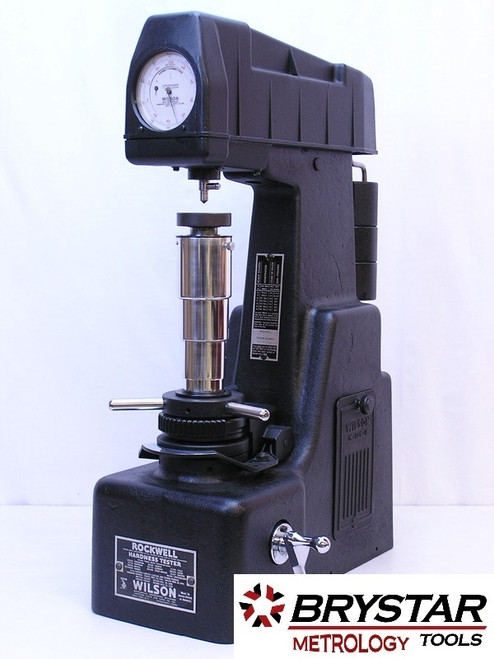Wilson Rockwell 3JR Hardness Tester Refurbished. Brystar Tools