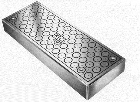 King Brinell Master Test Block 3000Kg. Brystar Tools