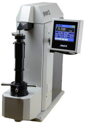 Phase II Motorized Digital Rockwell Twin Tester 900-387 Iso View. Brystar Metrology Tools