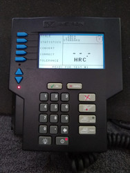 Wilson 2000 Series Controller Interface Keypad Screen Front. Brystar Metrology Tools.