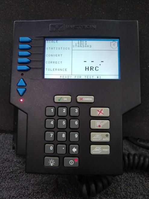 Wilson 2000 Series Controller Interface Keypad Screen Front. Brystar Metrology Tools.