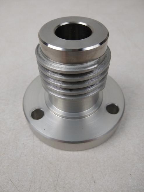 "Wilson 2000 MRT Series MicroRockwell Screw. Top View. 2-1/2"" Tall. Brystar Metrology Tools."