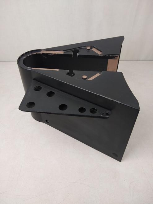 Wilson 2000 MRT Series MicroRockwell Bottom Cover Back Half. Left Side View.  Brystar Metrology Tools.