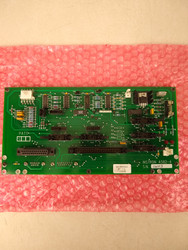 Wilson 2000 MRT MicroRockwell Interface Board A582-4. Top View. Brystar Metrology Tools.