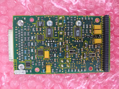 Wilson 2000 MRT MicroRockwell Load Cell PCB A1474-257. Top View. Brystar Metrology Tools.