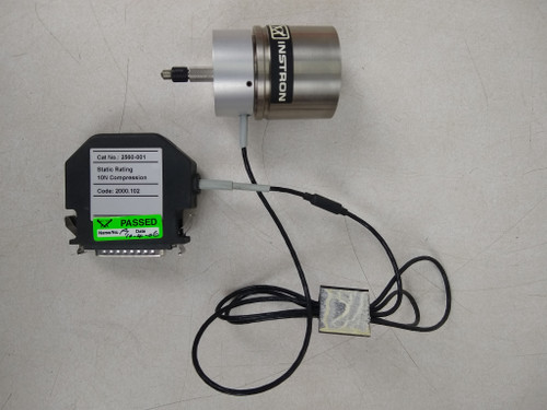 Wilson 2000 MRT MicroRockwell 10N Load Cell . Full View. Brystar Metrology Tools.