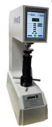 Phase II Digital Rockwell Hardness Tester 900-440 Iso View. Brystar Metrology Tools