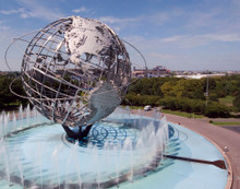 Worlds Fair Unisphere