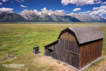 Grand Tetons Barn - Jackson Hole, WY