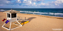 Fort Lauderdale Lifeguard Stand - Ft. Lauderdale, FL