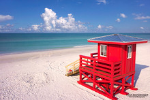 Lifeguard Station - Sarasota, FL
