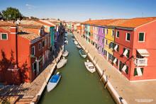 Burano - Venice, Italy (Horizontal)