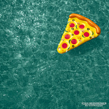Pizza - Pool Float Series