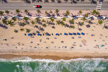 Las Olas Beach - Fort Lauderdale, FL, USA