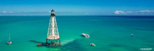 Alligator Reef Lighthouse - Florida Keys, FL