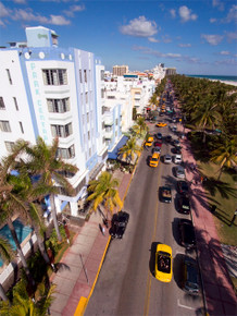 South Beach Miami (Ocean Drive)