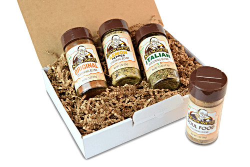 Seasonest Classic Spice Blend Set