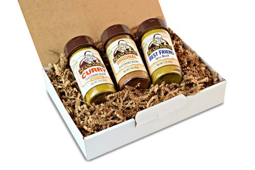 Seasonest NOSO (No Sodium) Spice Blend Set