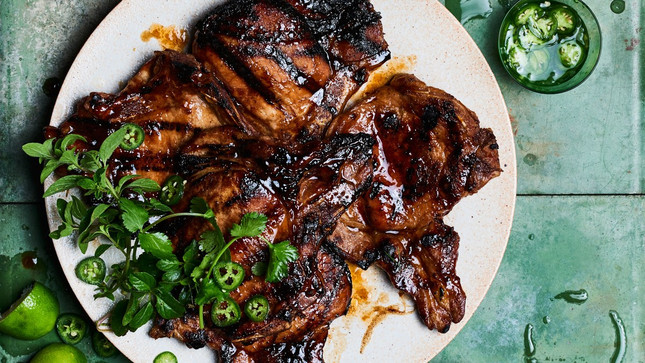 Celebrate Independence Day With These Too-Good-To-Be-True Pork Chops