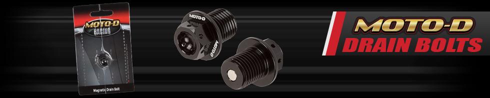motorcycle drain bolts: MOTO-D Racing