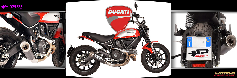 best exhaust for ducati