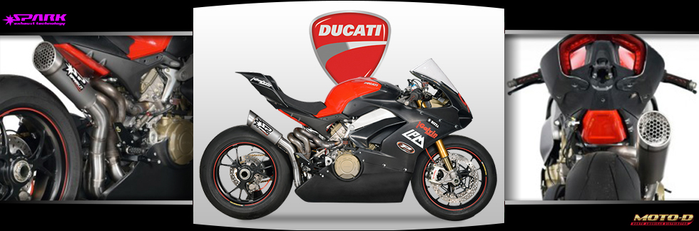 best exhaust for panigale v4