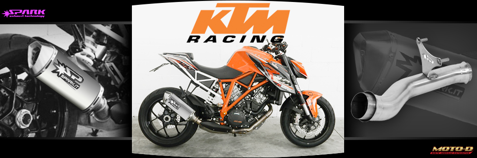 best rated titanium exhaust system for superduke