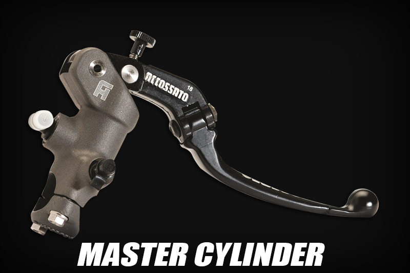 Accossato Master Cylinders from MOTO-D