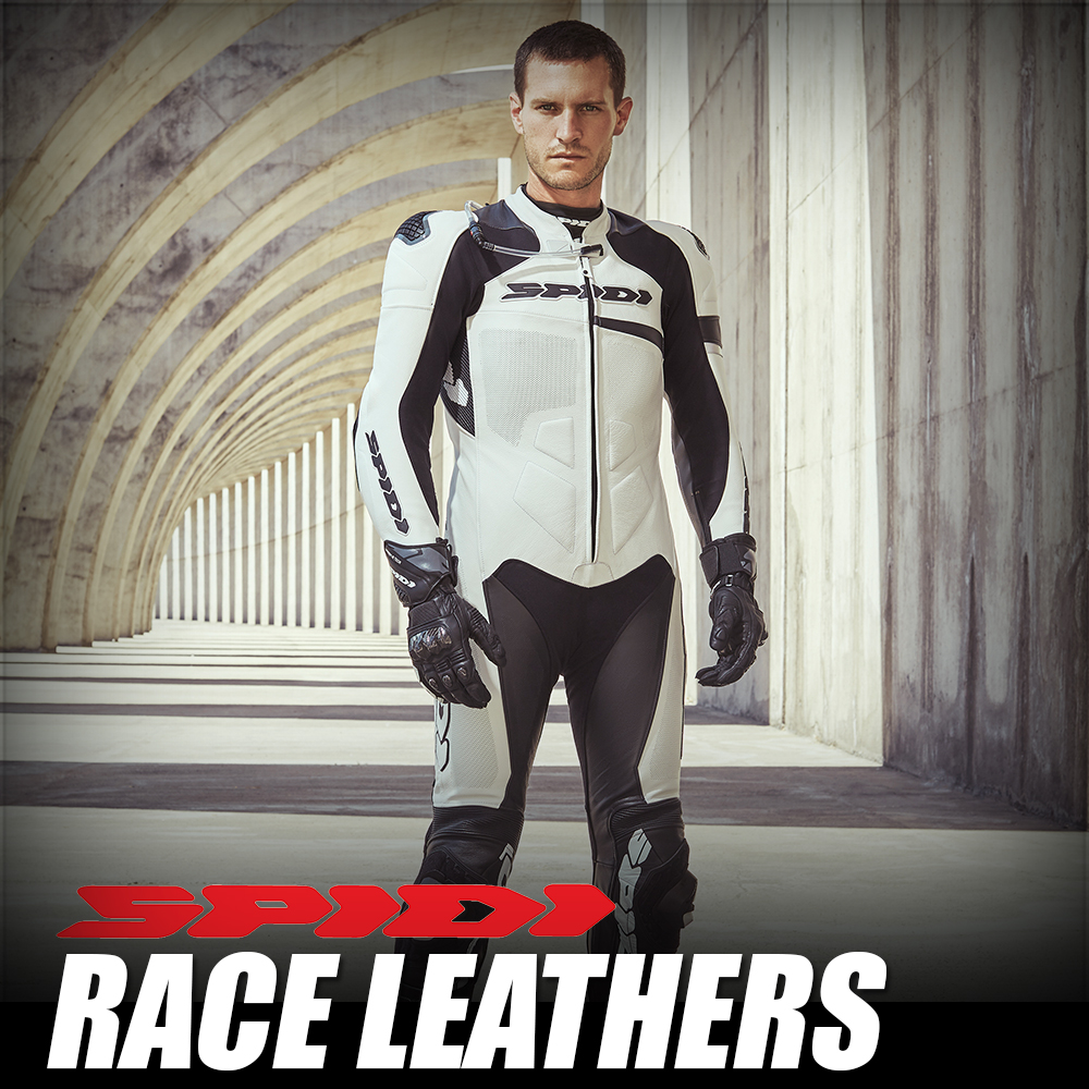 spidi race leathers apparel button