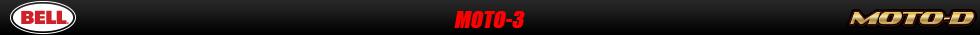 bell culture MOTO-3 helmets banner at moto-d